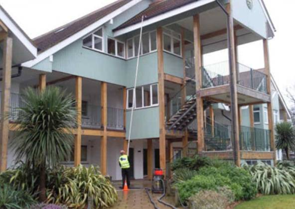 Asg exterior cleaning services cleaning services in nottingham - Exterior home cleaning services ...